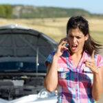 What to Do Following a Collision During a Road Trip